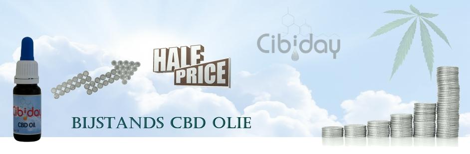 Bijstands CBD Olie