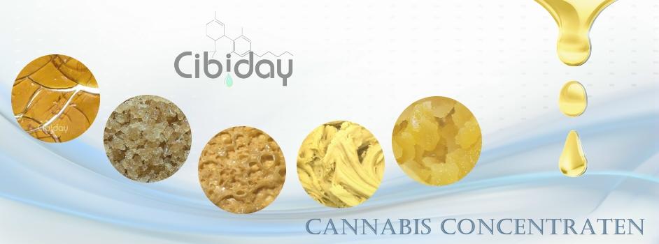 Cannabis Concentraten