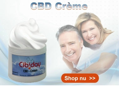 CBD Creme Cibiday