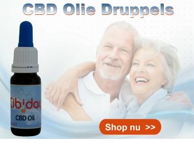 CBD Olie Druppels Cibiday