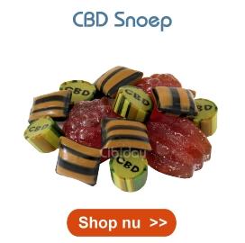 CBD Snoep Cibiday