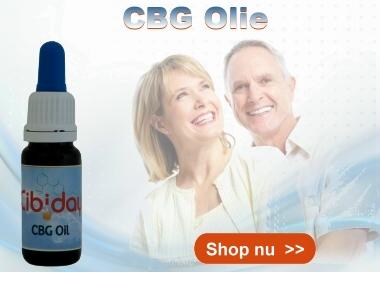 CBG Olie Cibiday