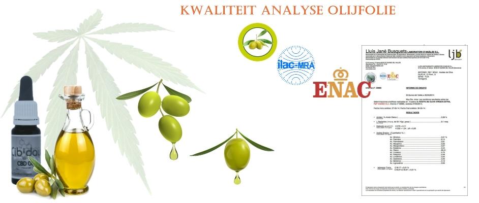 Kwaliteit Analyse Olijfolie
