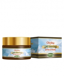 CBG Salve Gold 1000 mg
