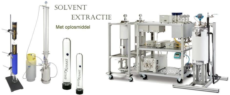 Solvent Extractie Oplosmiddel